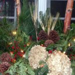 Pollys Planting Plucking Holiday Greenery Harbor Springs